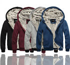 Men Winter Jacket Coat Cotton&Fleece WARM Men's Clothing Short Style Outwear Top