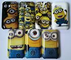Despicable Me Minion Samsung Galaxy Young Y S5360 Minions Hard Case Cover