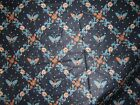 Lee Jofa fabric by the yard floral novelty Candida Trellis hand printed vintage