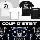 G-DRAGON GD BIGBANG COUP D'ETAT T-SHIRT KPOP NEW