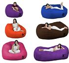 Bean Bag Chairs Large Foam Filled FUGU Brand Beanbags All Sizes and Colors