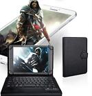 New 7 / 8 inch Universal Removable Bluetooth Keyboard case for all 7 / 8 inch Tablet