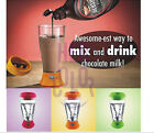 Mixing Cup Skinny Moo Mixer Battery-operated Chocolate Milk Mixer