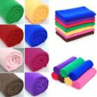 All-match Absorbent Microfiber Trendy Larger Beach Home Bath Towels Multi-Color