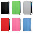 Fashion Leather Magnetic Slim Smart Cover Case Stand F Apple iPad Mini Protector