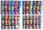 DISNEY CHRISTMAS (XMAS) MINI CRACKERS (Choice of Characters - Kids Children)