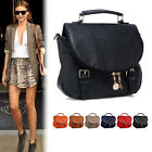 US CLEARANCE Womens Leather Tote Messenger Cross Body Shoulder Bag Satchel Purse