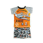 Dusty Plane Toddler Kids Boys 2PC Sports Tee + Shorts Outfit Set SF4125 4-8 year