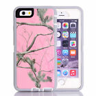 For iPhone 6 4.7 Heavy Duty Defender Case With Build in Screen Protector w/Clip