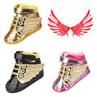 Infant Toddler Baby Boy Girl Wing Crib Shoes Sneakers Size Newborn to 18  Months dff4fb787480a