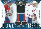 09-10 SP GAME USED MONTREAL CANADIENS BASE & JERSEYS /100 U-PICK FROM LIST