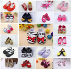Unisex Baby Shoes Lovely Fashion Sneakers Boy Girl Infant Toddler 0-18 months #D