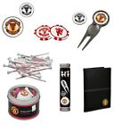 Manchester United - GOLF ACCESSORIES - Official Football - (Christmas/Xmas/Gift)