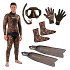 Mares Package Camo Brown 5mm 01IT