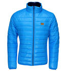 Blend 702225 74004 Mens Quilted Puffer Jacket Blue Turqoise