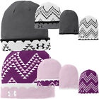 Under Armour Womens UA Switch It Up Beanie Hat 4 in 1 design