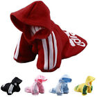 New Fashion Dog Puppy Clothes Hoodie Sweater Costumes Coat Soft Cotton 6 colors
