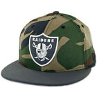 New Era 59Fifty Oakland Raiders Camoflect Fitted (Camouflage/Reflective 3M) Hat