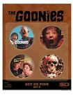 New The Goonies Badge Pack B