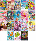 3D Lenticular Moshi Monster Moshlings Birthday Cards - Age - Relations - Blank
