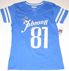 Detroit Lions #81 Johnson t-shirt Women's size Medium or Large, New w/Tag!