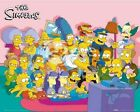 The Simpsons Cast on the Couch Mini Poster 50x40cm
