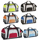 Large Sports Holdall Travel Bag -Weekend Carry Duffel Gym Football Rugby Luggage