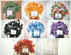 50g Art & Crafts Sewing Buttons Scrapbooking Card Mixed & Various Colours