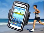 Running Sports Gym Armband Mobile Jog Arm band Pouch Samsung Galaxy S5 S4 S3