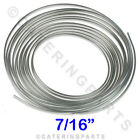 7/16 INCH ALUMINIUM PILOT TUBE / TUBING USED FOR GAS APPLIANCES - CHOOSE LENGTH