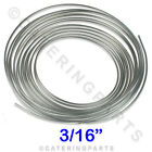 3/16 INCH ALUMINIUM PILOT TUBE / TUBING USED FOR GAS APPLIANCES - CHOOSE LENGTH