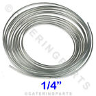1/4 INCH ALUMINIUM PILOT TUBE / TUBING USED FOR GAS APPLIANCES - CHOOSE LENGTH