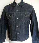 TEDDY SMITH Jacket Denim Trucker Standard Fit Randall One Wash Sizes: M & XL