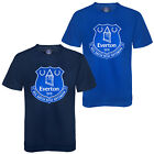 Everton FC Official Football Gift Mens Crest T-Shirt (RRP £14.99!)