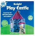 Childrens Play Castle - Princess or Knight Design - Ideal for Summer Play