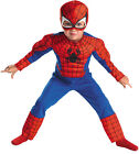 Spiderman Toddler Child Costume Boys Superhero Disguise 50122 Movie Halloween