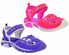 Regatta Boardwalk Girls Walking Sandal Trainer Shoe Velcro Girls RKF406