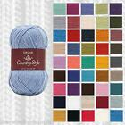SIRDAR COUNTRY STYLE DK WOOL BLEND KNITTING YARN - FROM 1/2 PRICE!