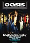 OASIS Heathen Chemistry PHOTO Print POSTER Noel Gallagher Stop The Clocks 016