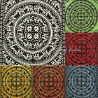 LARGE SELECTION - INDIAN ELEPHANT HIPPIE MANDALA TAPESTRY BEDSPREAD WALL HANGING
