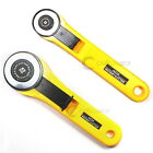 28mm 45mm Rotary Cutter Premium Quilters Sewing Fabric Quilting Cutting Tool