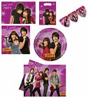 CAMP ROCK - PARTY RANGE (Tableware/Napkins/Plates/Decorations)(Birthday/Disney)
