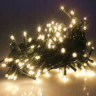 New 100/200/300/400/500 LED String Fairy Lights Indoor/Outdoor Christmas Party