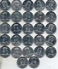 Esso World Cup Mexico 1970 coins - golf markers choose from list FREE UK P&P