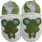 carozoo UK new soft leather baby shoes toddler kids newborn up to 8 YRS