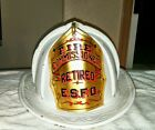 Antique Vintage Chief Commissioner Helmet Cairns & Brother Inc.