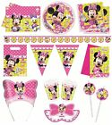Disney MINNIE'S BOW-TIQUE Birthday PARTY Tableware Balloons & Decorations