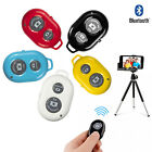 Bluetooth Remote Control Camera Selfie Shutter for iphone 4 5 5S 6 Smart Phones