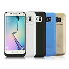 4200mAh External Battery Charger Case Power Bank Cover for Samsung Galaxy S6