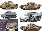 WW11, WW2, Dragon Armour Tanks, 1:72 Scale, German, Russia, ETC. Cyber Hobby.